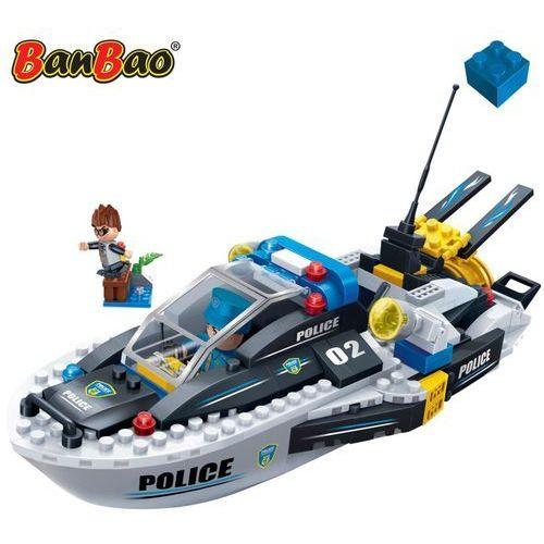 Klocki konstrukcyjne banbao policja 373369 Darmowa wysyłka i zwroty