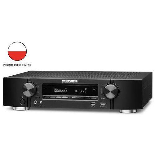 MARANTZ NR1607 CZARNY - Gwarancja Horn 3 lata - produkt z kategorii- Amplitunery stereo i AV