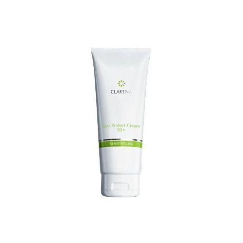 sun protect cream spf 50+ krem przeciwsłoneczny spf 50+ - 30 ml (1374) wyprodukowany przez Clarena