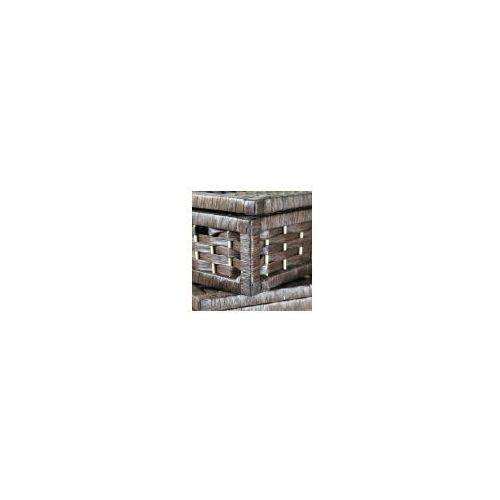 Wiklinowa kasetka dekoracyjna brązowa 2617 JD9508 ROZMIAR S, 077
