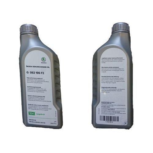 Motorol Vagg052195f2 olej silnikowy vag skoda 5w-30 1l