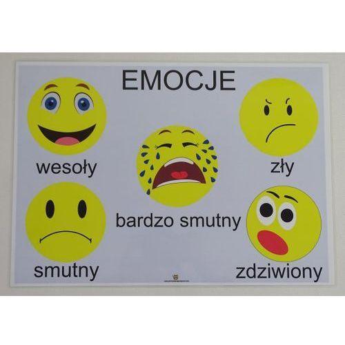 Emocje- plansza demonstracyjna marki Bystra sowa