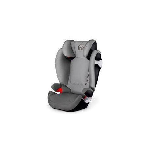 Cybex Fotel samochodowy  solution m 2017, 15-36kg, manhattan grey