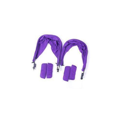 Zestaw kolorystyczny z budk� odwracaln� do w�zka Baby Monsters (purple)