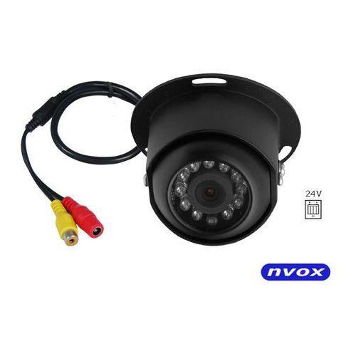 gdb06r kamera samochodowa ccd sharp w metalowej obudowie 24v marki Nvox