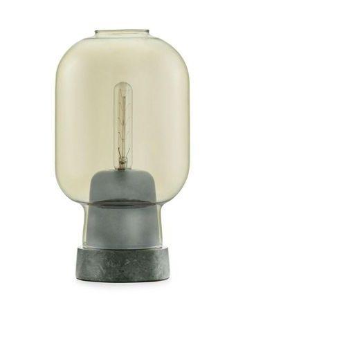Lampa stołowa Amp złotozielony, 502121