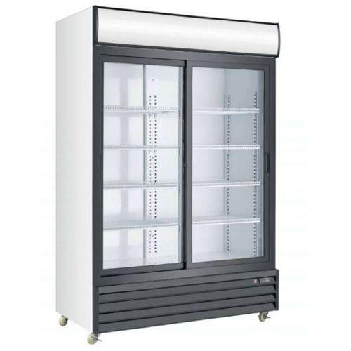 Cookpro Szafa chłodnicza 2-drzwiowa | 1000l | dynamiczny obieg powietrza