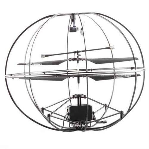 Tpc helikopter mała kula ufo (zasięg do 20m, podczerwień, czas lotu do 10min)