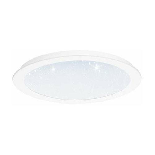 fiobbo 97594 oczko lampa wpuszczana downlight 1x21w led biały/biały marki Eglo