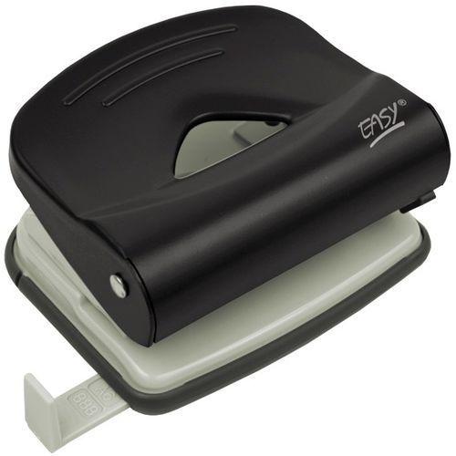 Easy stationery Dziurkacz easy 86679 metalowy czarny (25 kartek) (5907640866797)