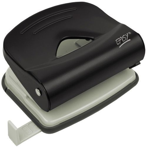 Easy stationery Dziurkacz easy 86679 metalowy czarny (25 kartek)