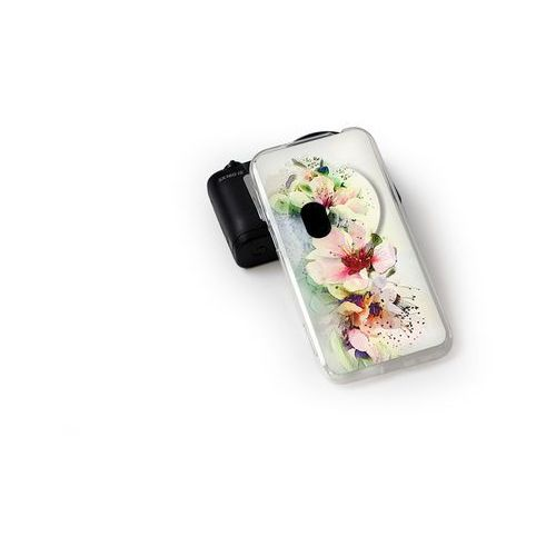 Fantastic case - asus zenfone zoom - etui na telefon fantastic case - róże herbaciane od producenta Etuo.pl