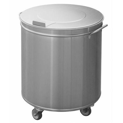 Kosz na odpady | 75l | śr. 530x(h)610mm marki Redfox