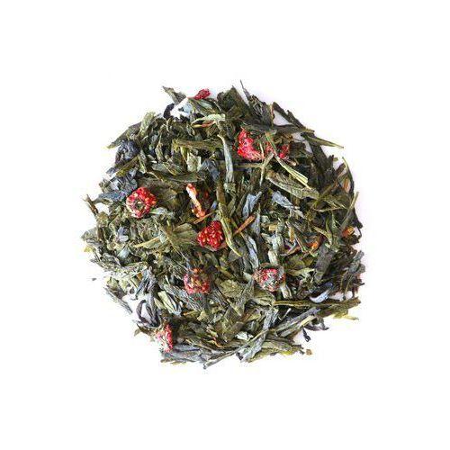 Herbata zielona o smaku truskawki w śmietanie marki Cup&you cup and you