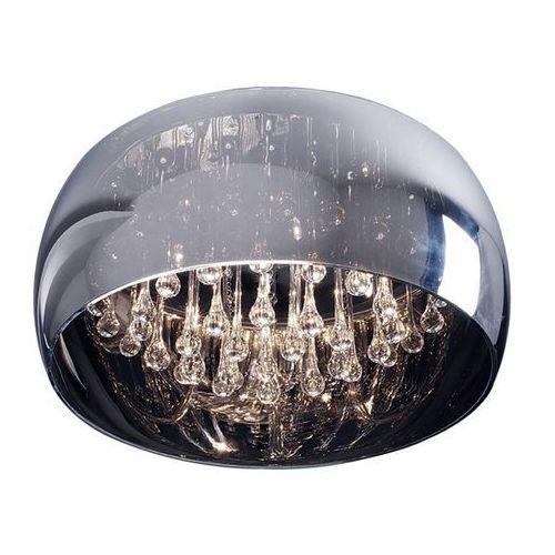 Plafon sufit  crystal 40cm kryształ 5xg9 42w +gratis żarówki marki Zuma line