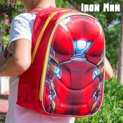 Plecak szkolny 3d ironman marki The avengers