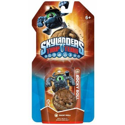 SKYLANDERS TRAP TEAM ROCKY ROLL