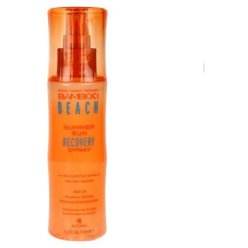 Alterna  bamboo beach summer sun recovery dwufazowa mgiełka ochronna przed słońcem 125ml, kategoria: odżywianie włosów
