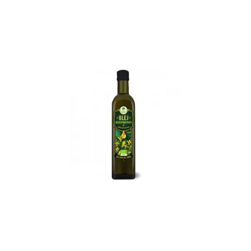 Dary natury - inne bio Olej rzepakowy 500 ml bio dary natury