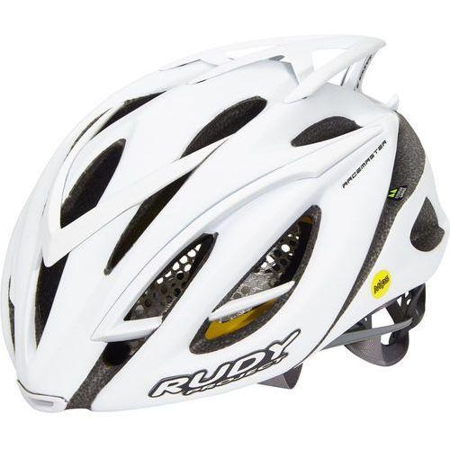 Rudy Project Racemaster MIPS Kask rowerowy biały 59-61 cm 2018 Kaski rowerowe (0655586039281)