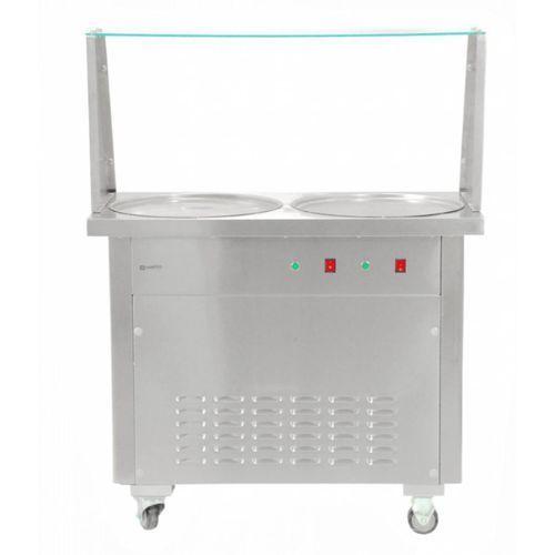 Cookpro Maszyna do lodów tajskich | 28 l/h | 1400w | 950x520x(h)770mm. Najniższe ceny, najlepsze promocje w sklepach, opinie.