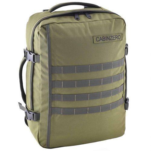 CabinZero Military 36L torba podróżna podręczna / kabinowa / plecak / zielony - Military Green (5060368841344)