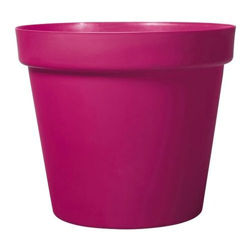 Donica okrągła Blooma Nurgul 70 cm różowa
