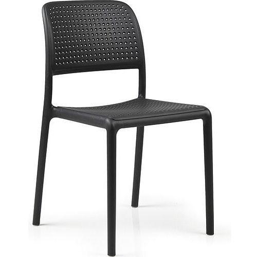 Krzesło ogrodowe Bora Bistrot antracytowe