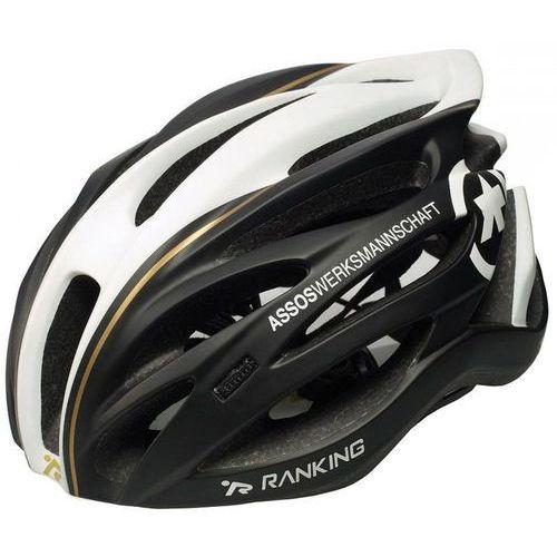 Assos jingo kask rowerowy czarny 55-59 cm 2018 kaski rowerowe (2220000030540)
