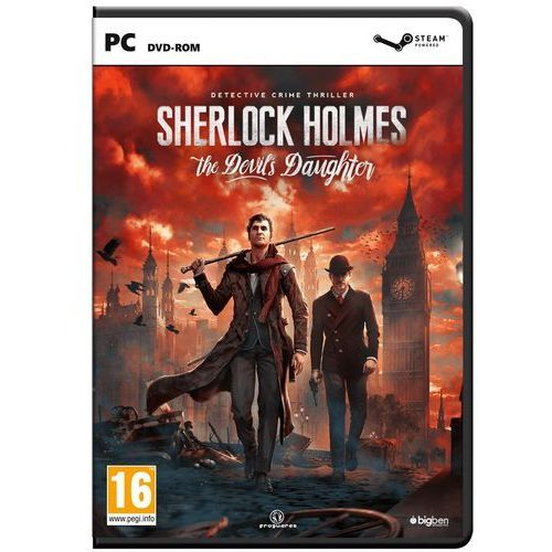 Sherlock Holmes The Devil's Daughter (PC)