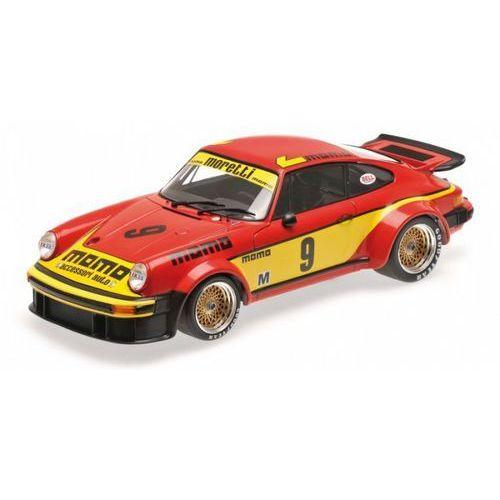 Porsche 934 jolly club #9 brambilla/moretti class winners silverstone 6 hours 1977 marki Minichamps