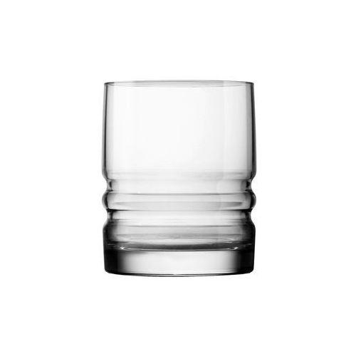 Florentyna Komplet 4 szklanek metropolitan do whisky 420ml-bormioli (8004360041538)