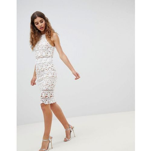 New Look Lace Skirt Co-Ord - Cream
