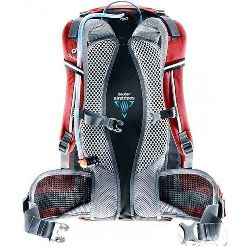 plecak rowerowy trans alpine 30 - kolor czarny marki Deuter