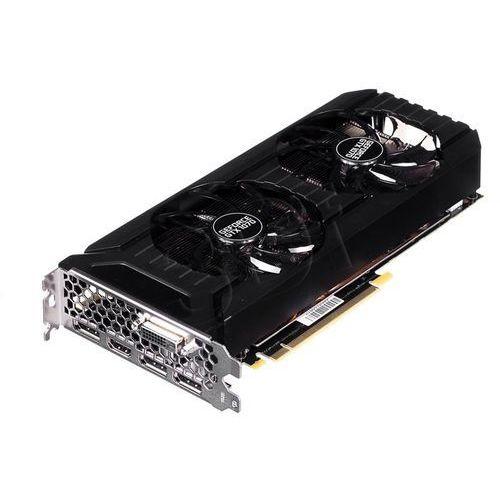 OKAZJA - Karta graficzna Palit GeForce GTX 1070 Dual 8GB GDDR5 (256 Bit) HDMI, DVI, 3x DP, BOX (NE51070015P2D) Darmowy odbiór w 19 miastach!