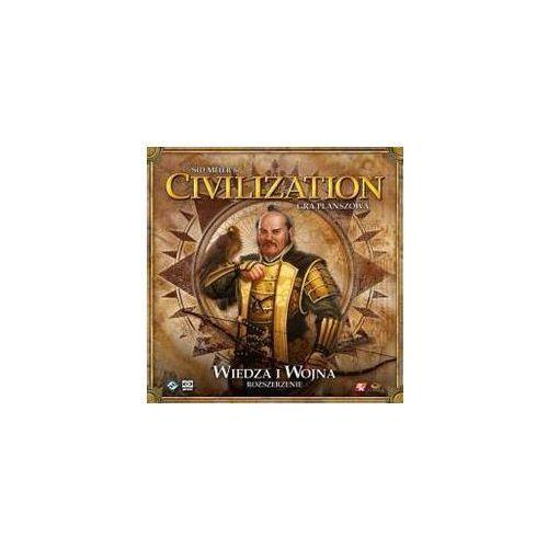 Civilization: Wiedza i Wojna GALAKTA. Najniższe ceny, najlepsze promocje w sklepach, opinie.