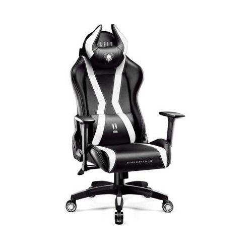 Diablo chairs Fotel x-one horn (xl) czarno-biały (5902560336900)
