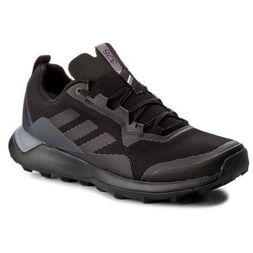 Buty adidas - Terrex Cmtk GTX GORE-TEX BY2770 Cblack/Cblack/Grethr, 1 rozmiar