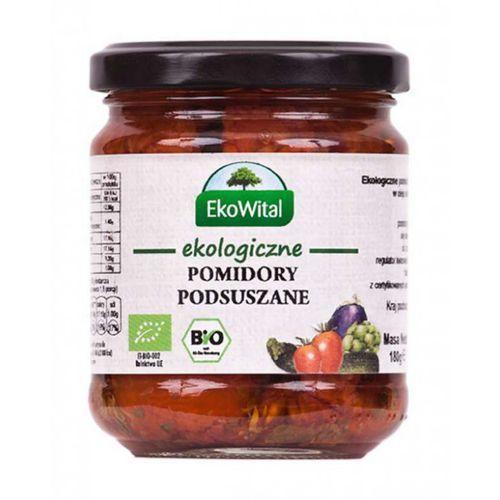 Pomidory podsuszane w oleju BIO 180 g