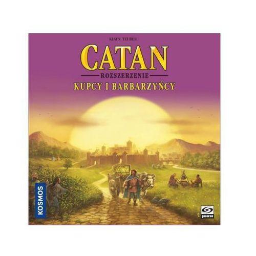 Osadnicy z catanu: kupcy i barbarzyńcy marki Fantasy flight games