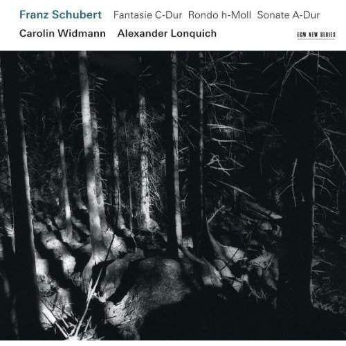 SCHUBERT: FANTASIE/RONDO/SCHUBERT - Widmann, Carolin, Lonquich, Alexander (Płyta CD) (0028947645467)