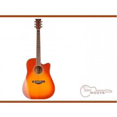 Gitara akustyczna Morrison AH-DC100 CS, AH-DC100 CS