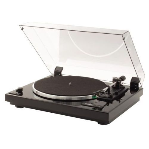 Thorens Gramofon td 240–2 piano czarny