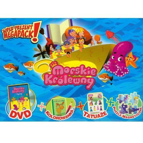 Super prezent megapack morskie królewny marki Welpol adventure
