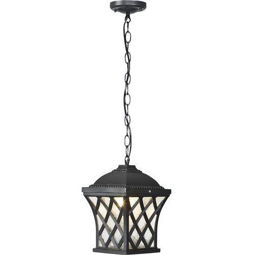 Nowodvorski Lampa zewnętrzna tay i 1x60w e27 ip23 czarna 5293