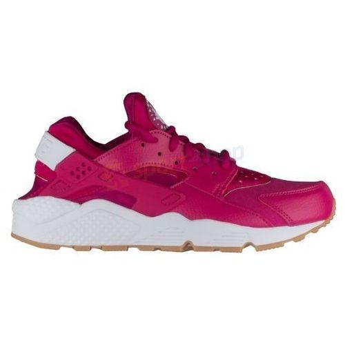 Buty damskie air huarache run  (fuksja) marki Nike