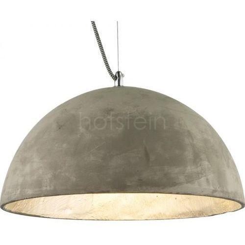 Globo jebel lampa wisząca nikiel matowy, 1-punktowy - podstawowy - obszar wewnętrzny - jebel - czas dostawy: od 6-10 dni roboczych marki Globo lighting
