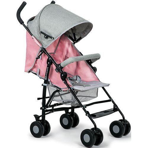 Wózek spacerowy  rest z pozycją leżącą różowy + darmowy transport! marki Kinderkraft