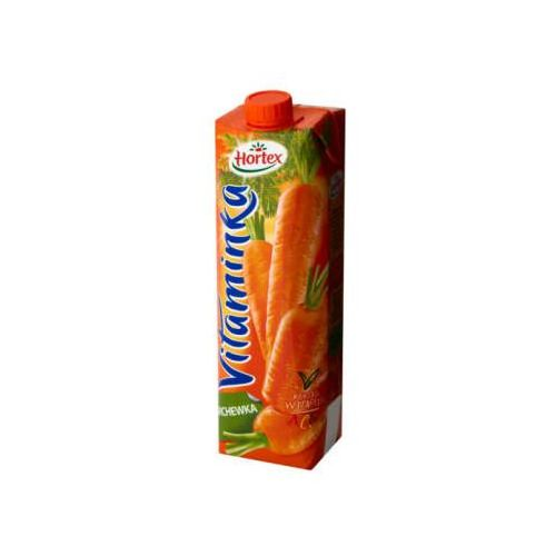 Hortex 1l vitaminka marchewka sok   darmowa dostawa od 150 zł! (5900500023163)