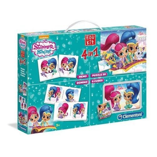 Edukit 4 w 1 Shimmer I Shine, AM_8005125180080
